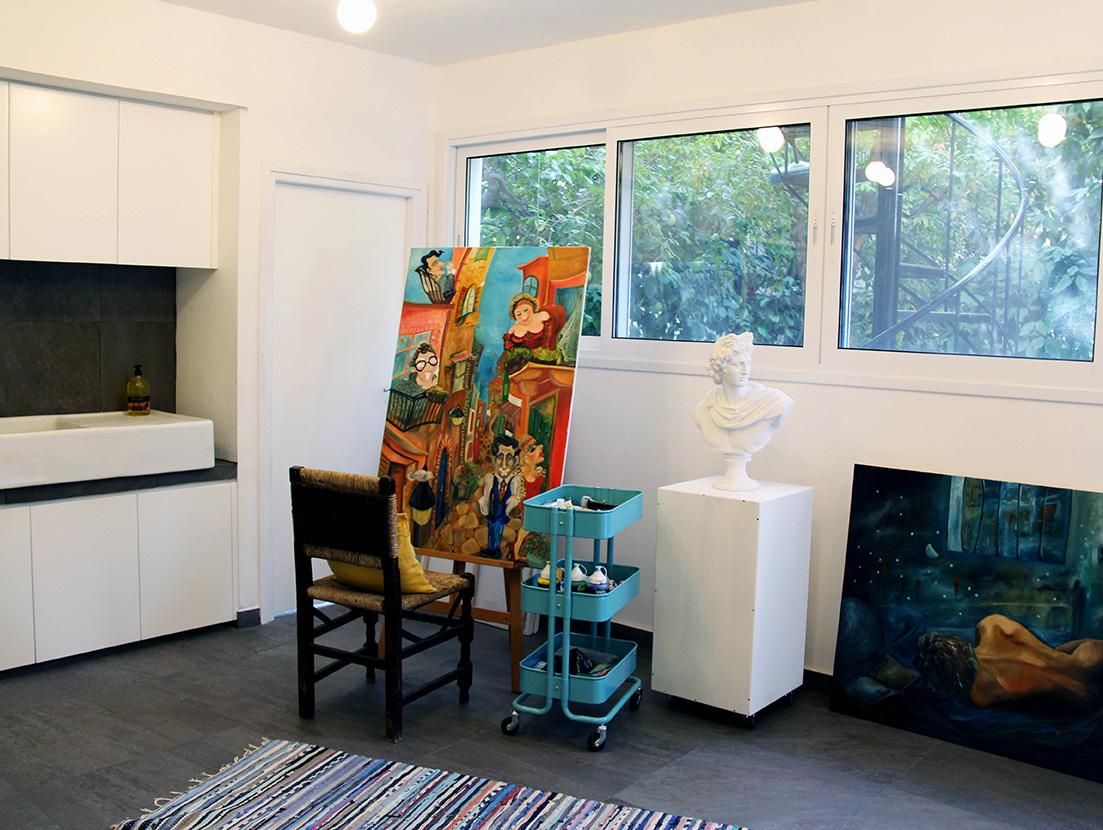 The Art Room Epsilon Design And Architecture